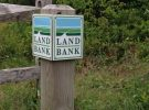 Nantucket Land Bank Properties Marker
